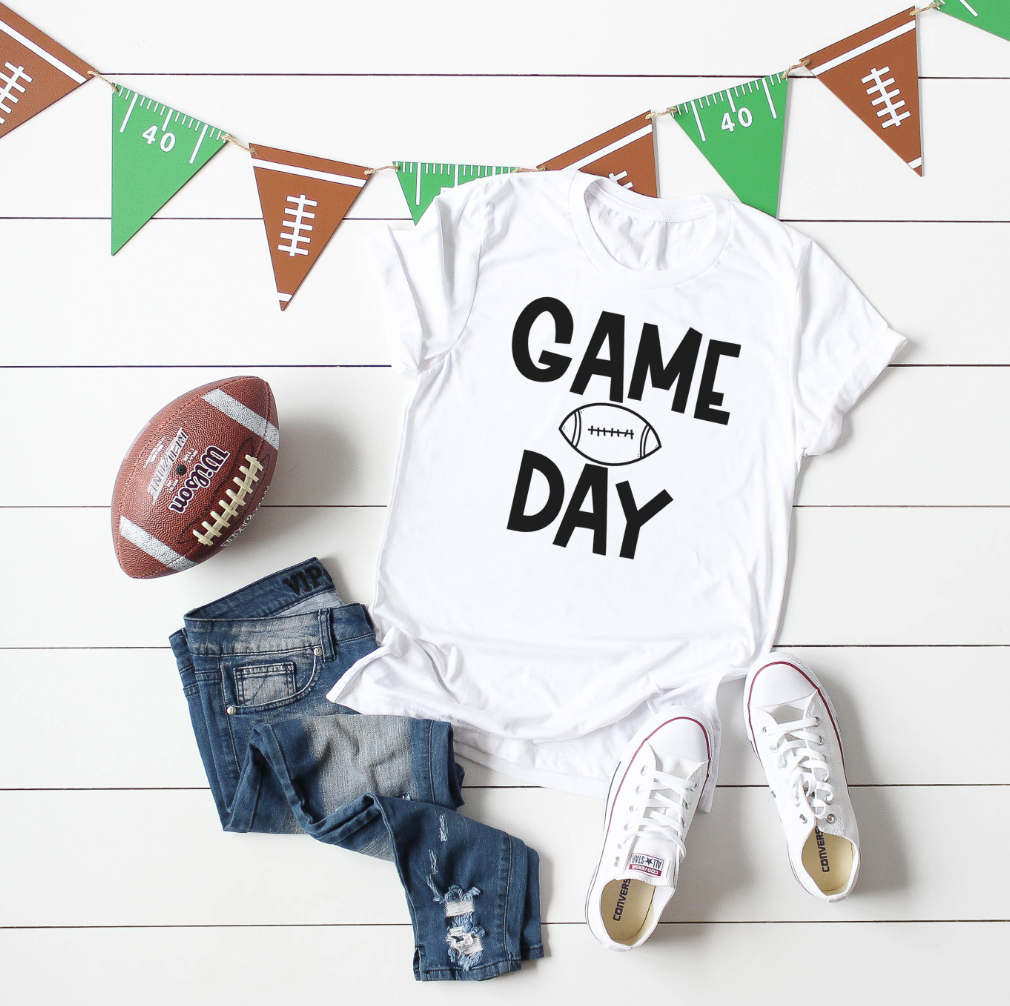 Game Day - Football example image 2