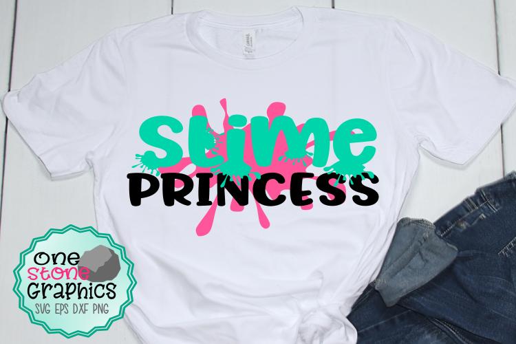 slime princess svg,slime svg,slime birthday svg example image 1