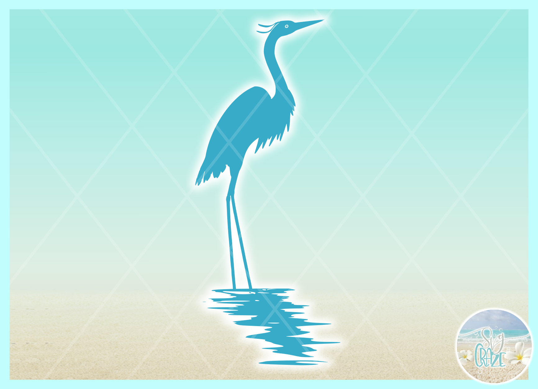 Birds In Water Silhouette Bundle Svg Dxf Eps Png PDF example image 3