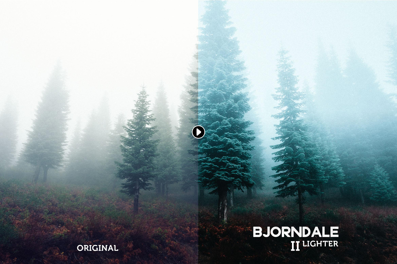 Bjorndale Presets for Lightroom & ACR, Desktop & Mobile example image 3