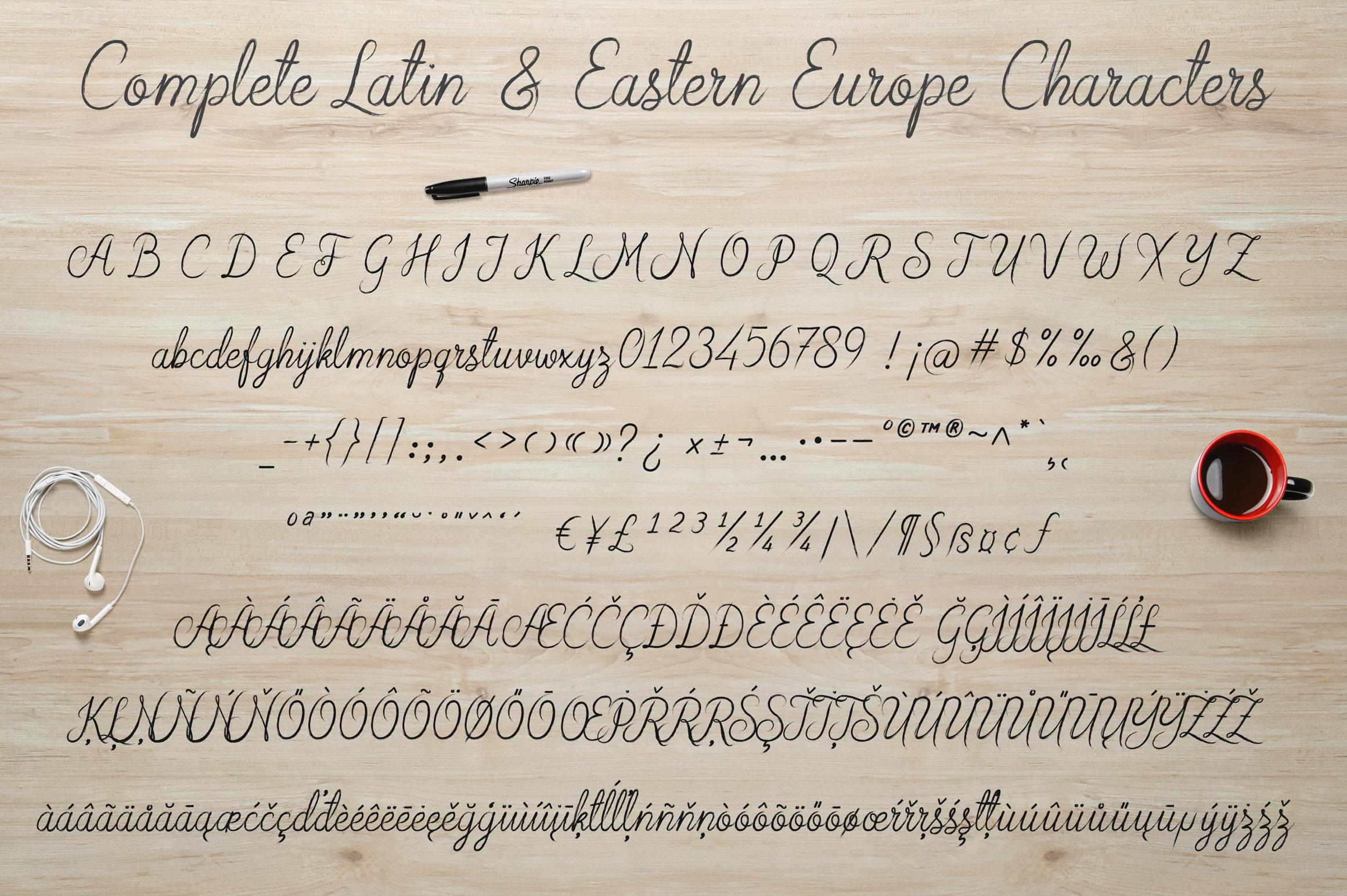 Arabian Script example image 6