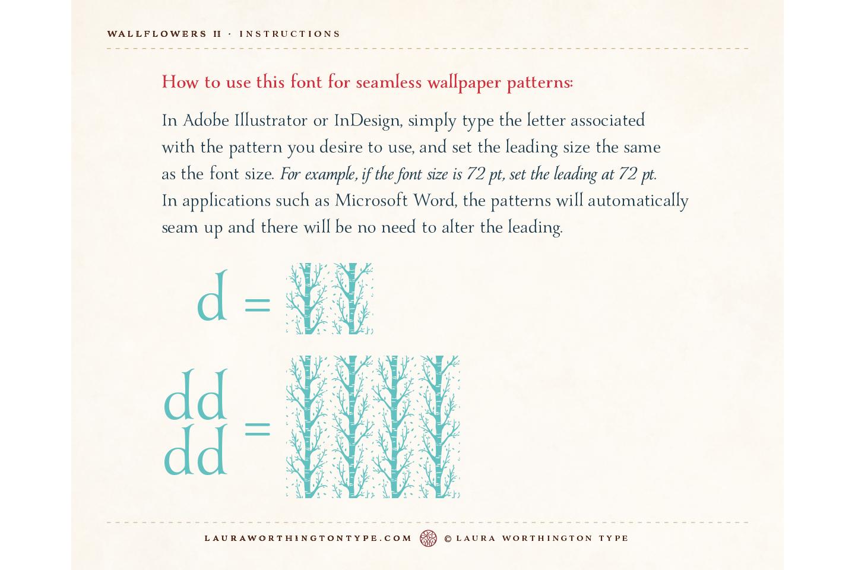 Wallflowers II example image 9
