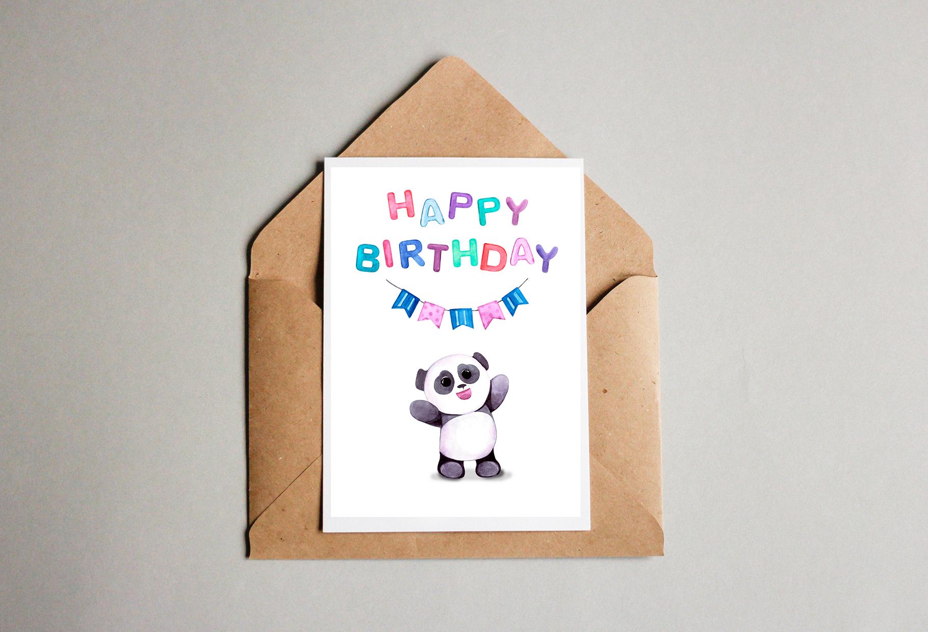 Panda's birthday example image 9