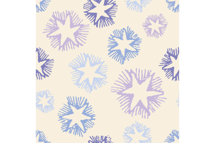 Set of 12 boho seamless vector backgrounds.  example image 10