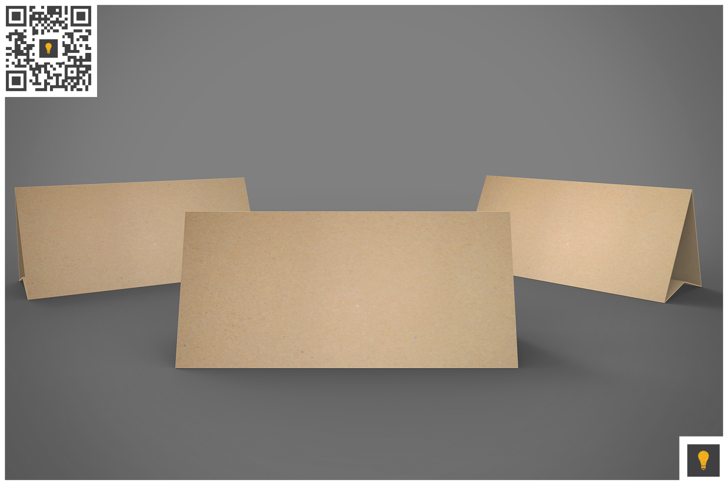 Table Tent 3D Render example image 12