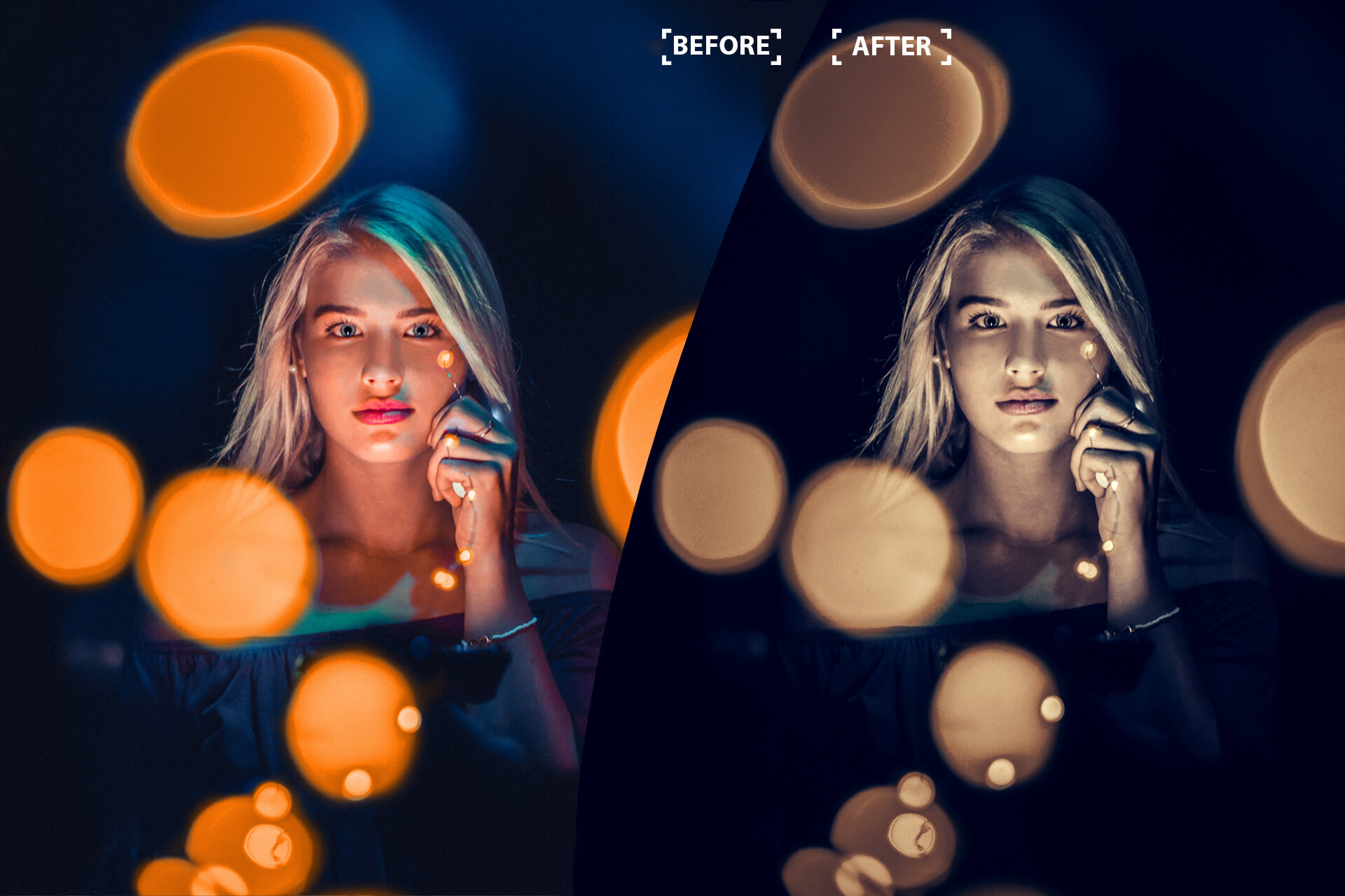 Cinematic color grading 05 Photoshop Actions example image 10