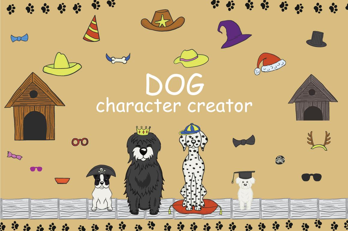 Dog character creator example image 1