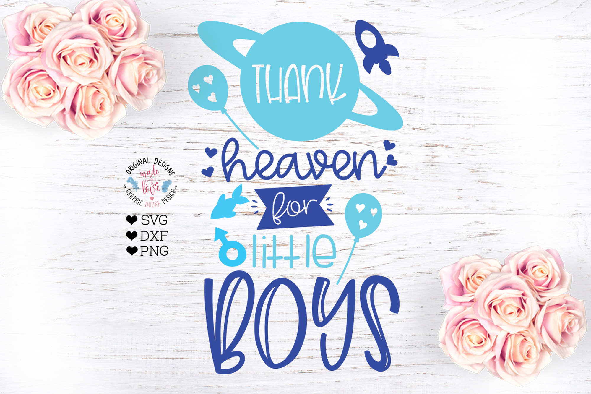 Thank Heaven For Little Boys example image 1