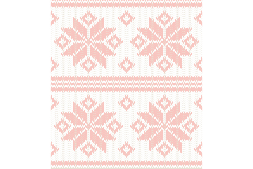 Set of 12 seamless knitted backgrounds. example image 12