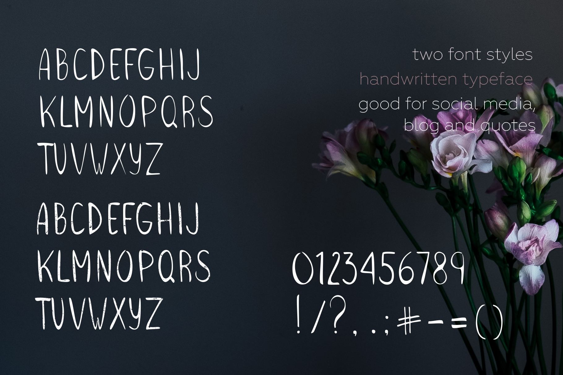 Giggle handwritten typeface.  example image 6