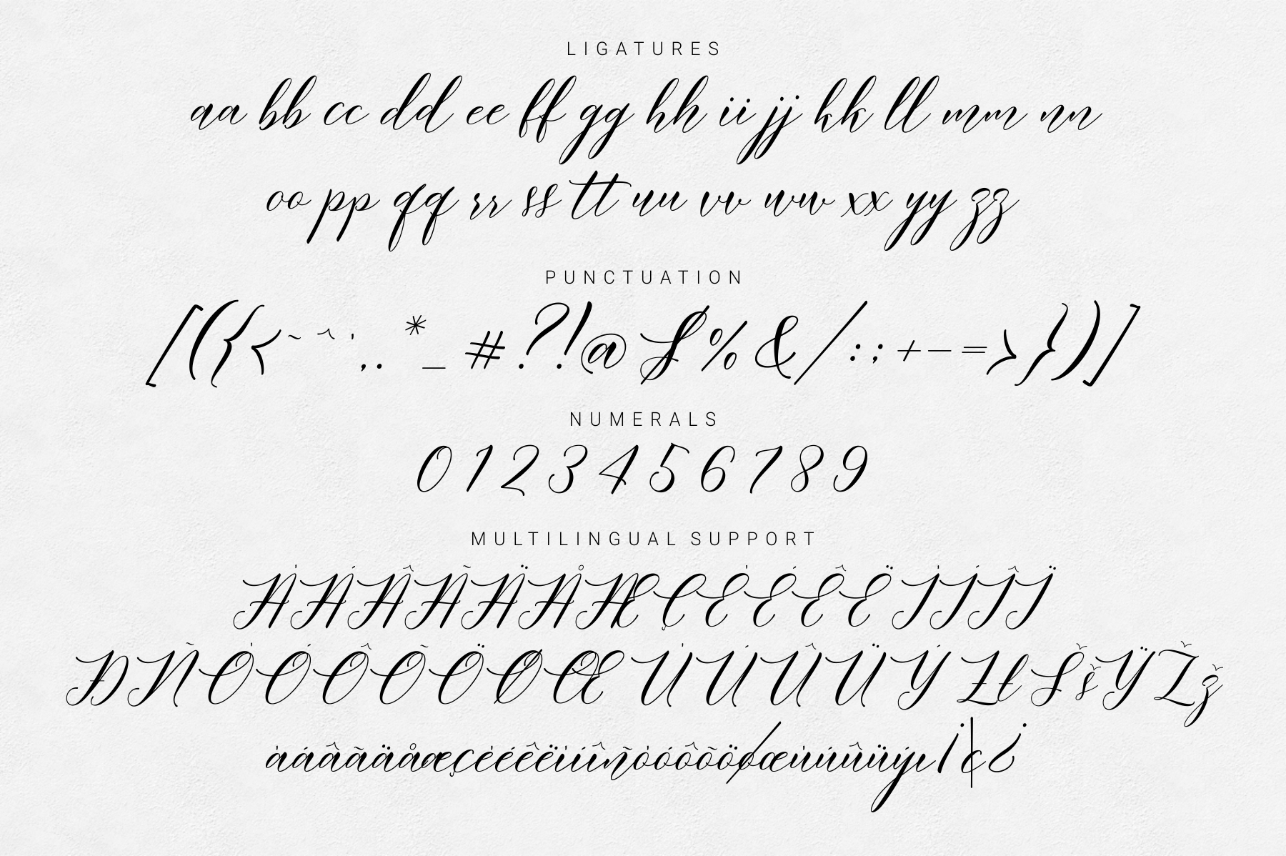 Meetha Script example image 9
