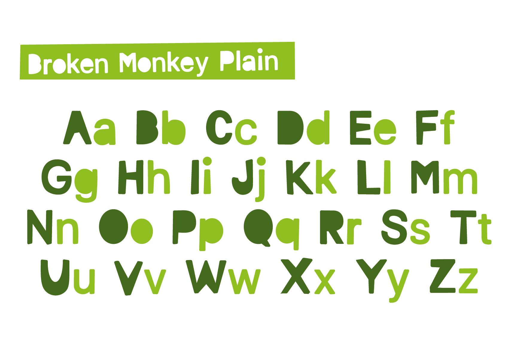 Broken Monkey example image 3