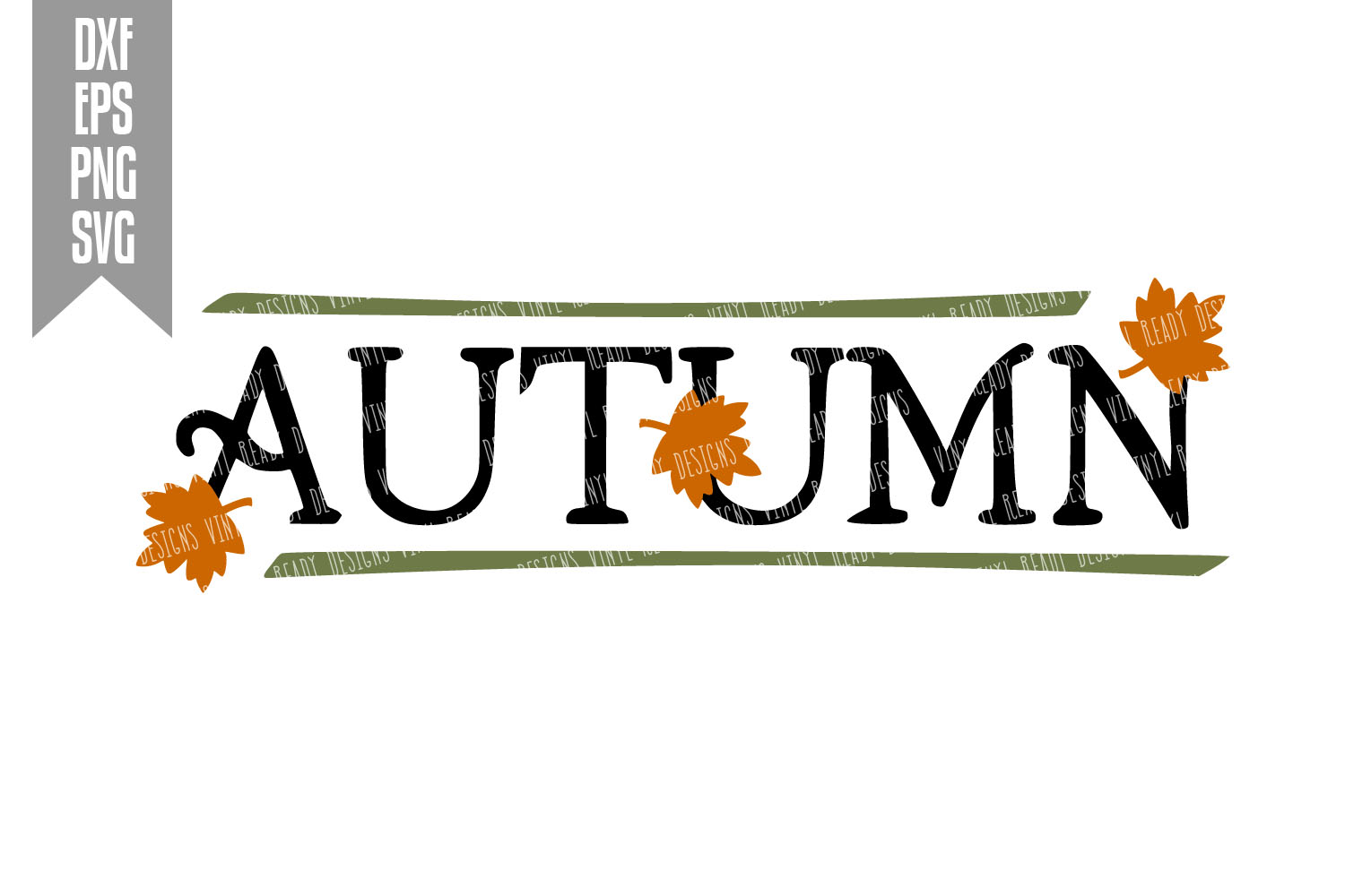 Fall Autumn Bundle #1- 30 designs - Vector Clip Art Files example image 10