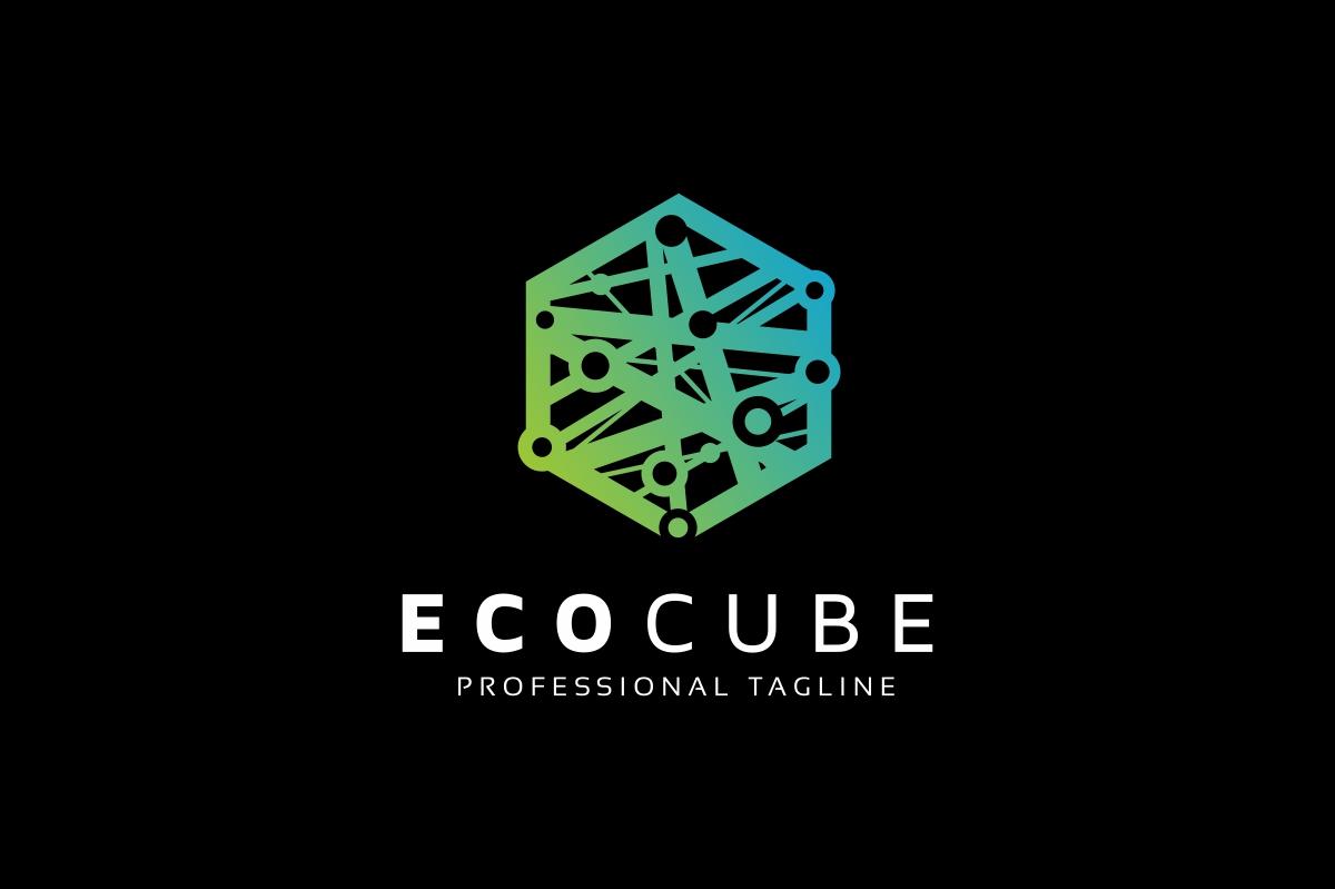 Eco Hexagon Logo example image 2