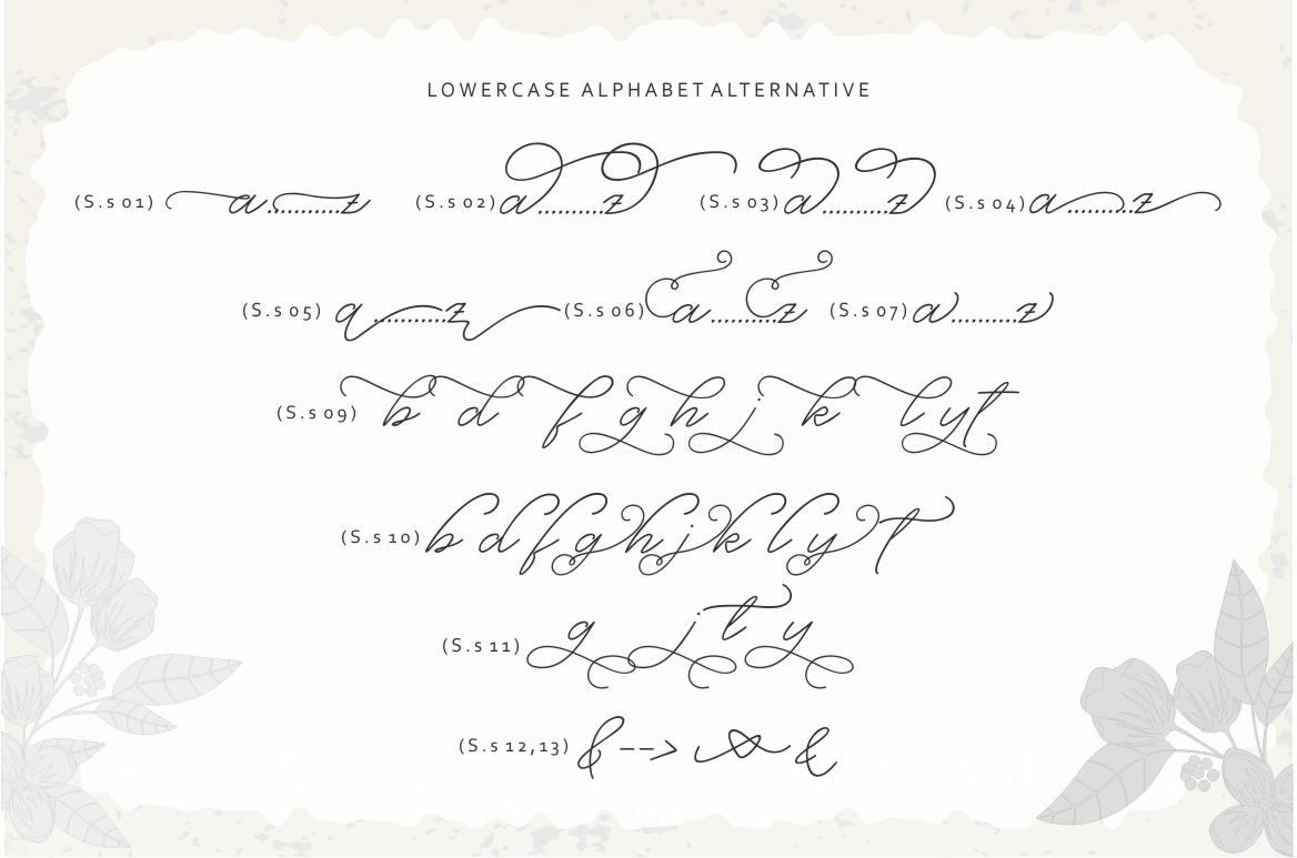 Eisha Script example image 9