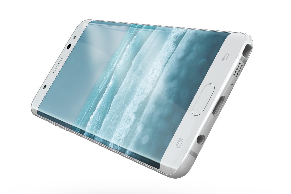 Samsung Galaxy Note 7 Gravity Mockup example image 18