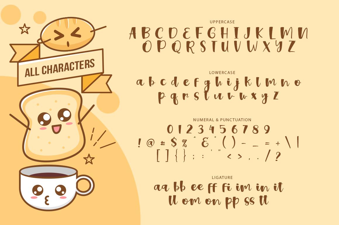 Sweet Bread + Bonus example image 2