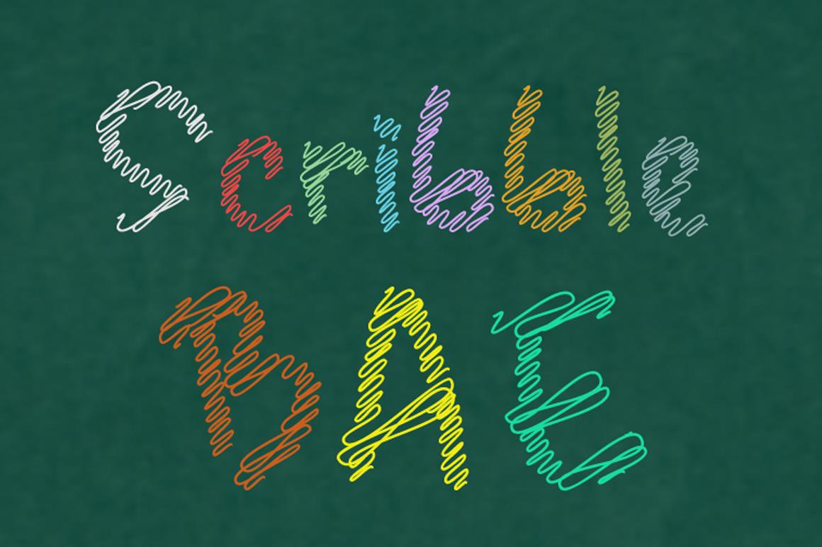 Scribble Bae example image 1
