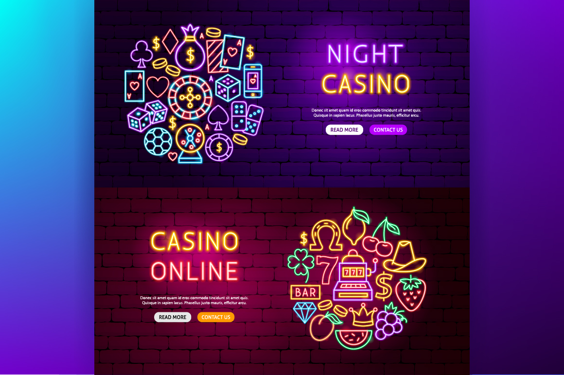 Casino Neon example image 6