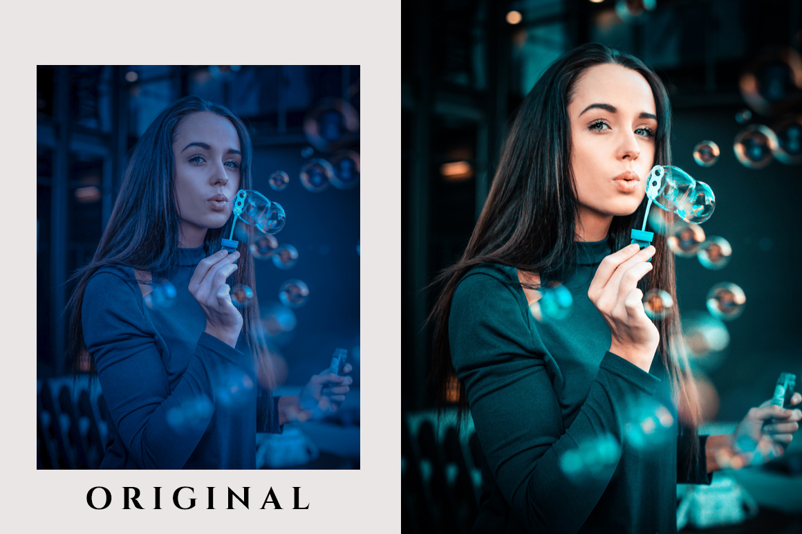 800 Plus Lightroom Mobile Presets Pack example image 3