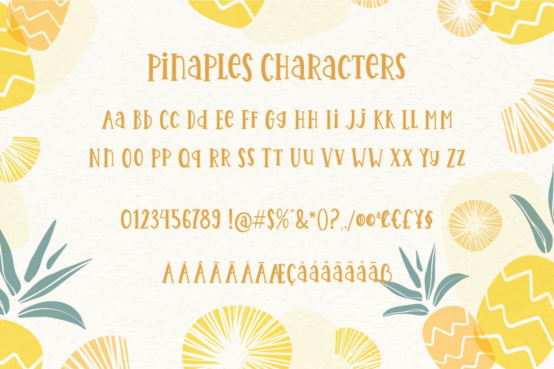 Pinaples example image 4
