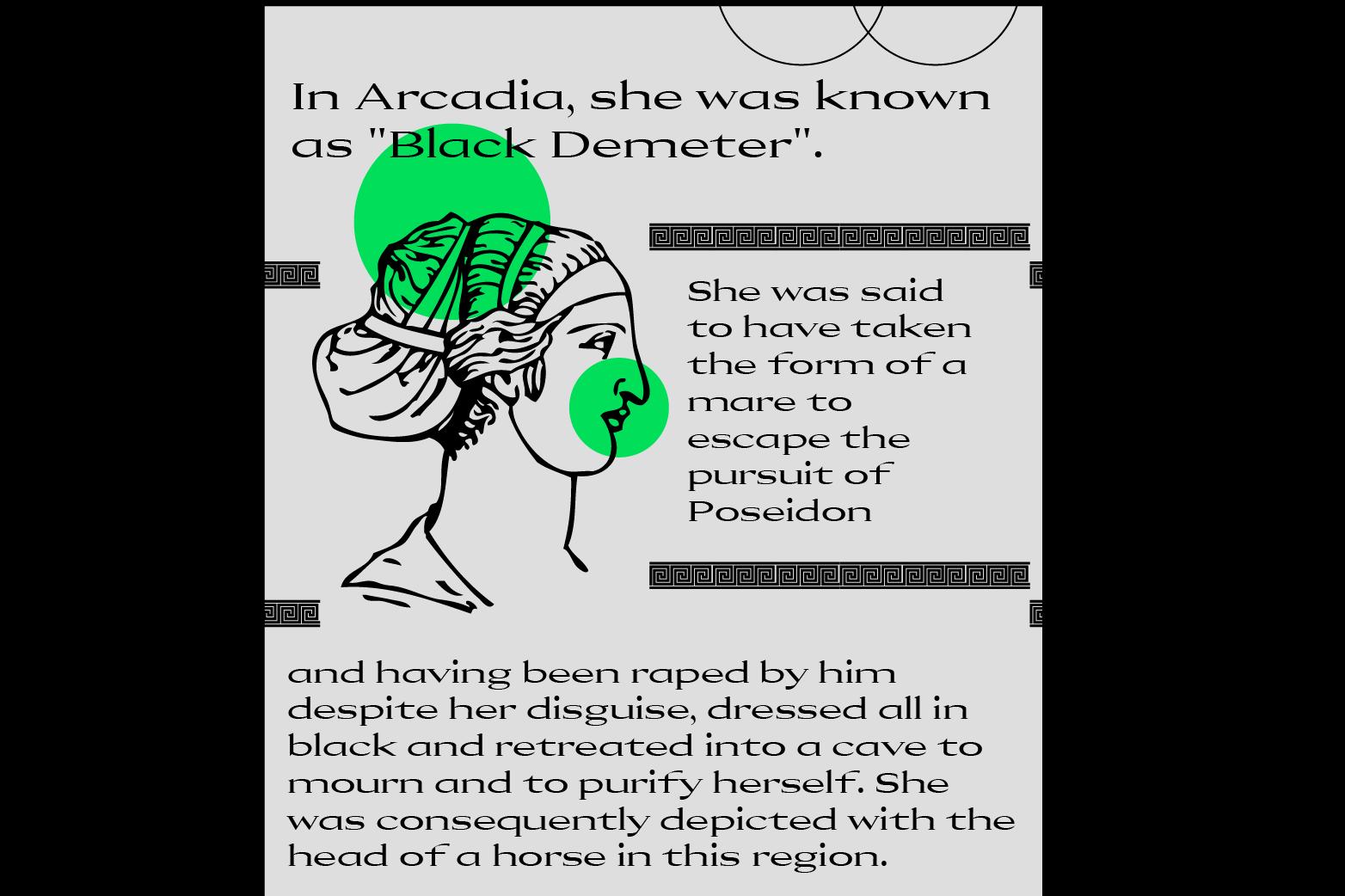 Demeter Font example image 8