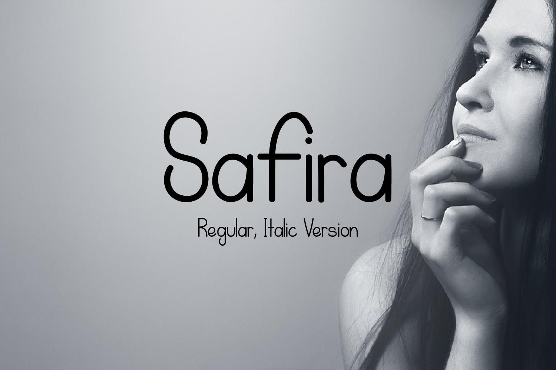 Safira example image 2