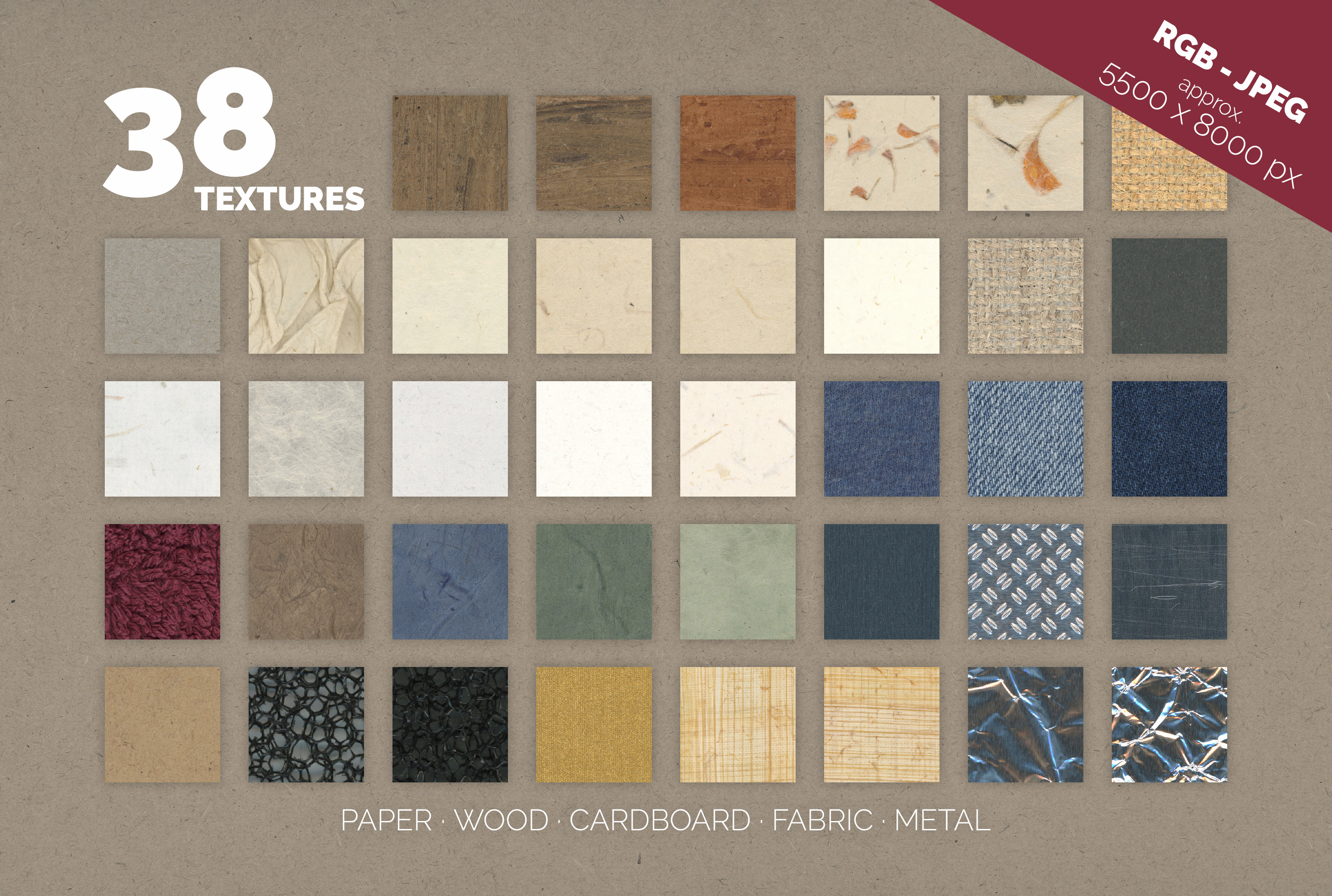 38 Natural Textures example image 4