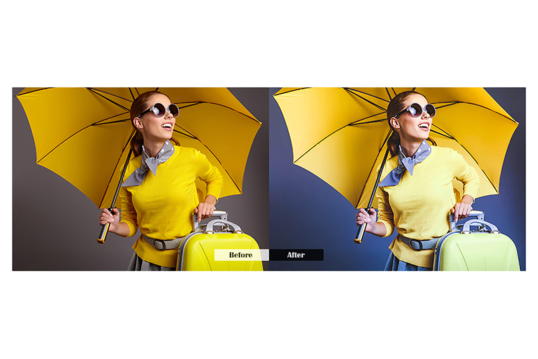 Fashion Model Lightroom Mobile Presets example image 2
