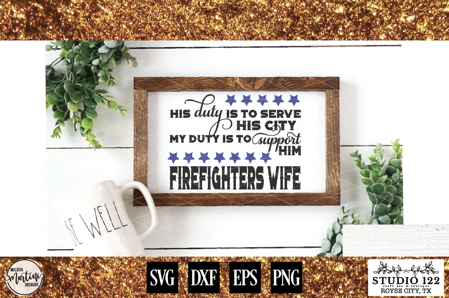 FIREFIGHTERS WIFE example image 1