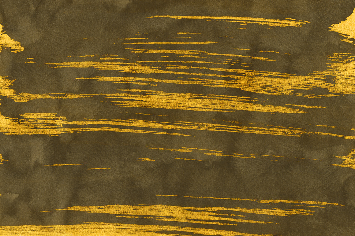 Gold Ink Backgrounds example image 4