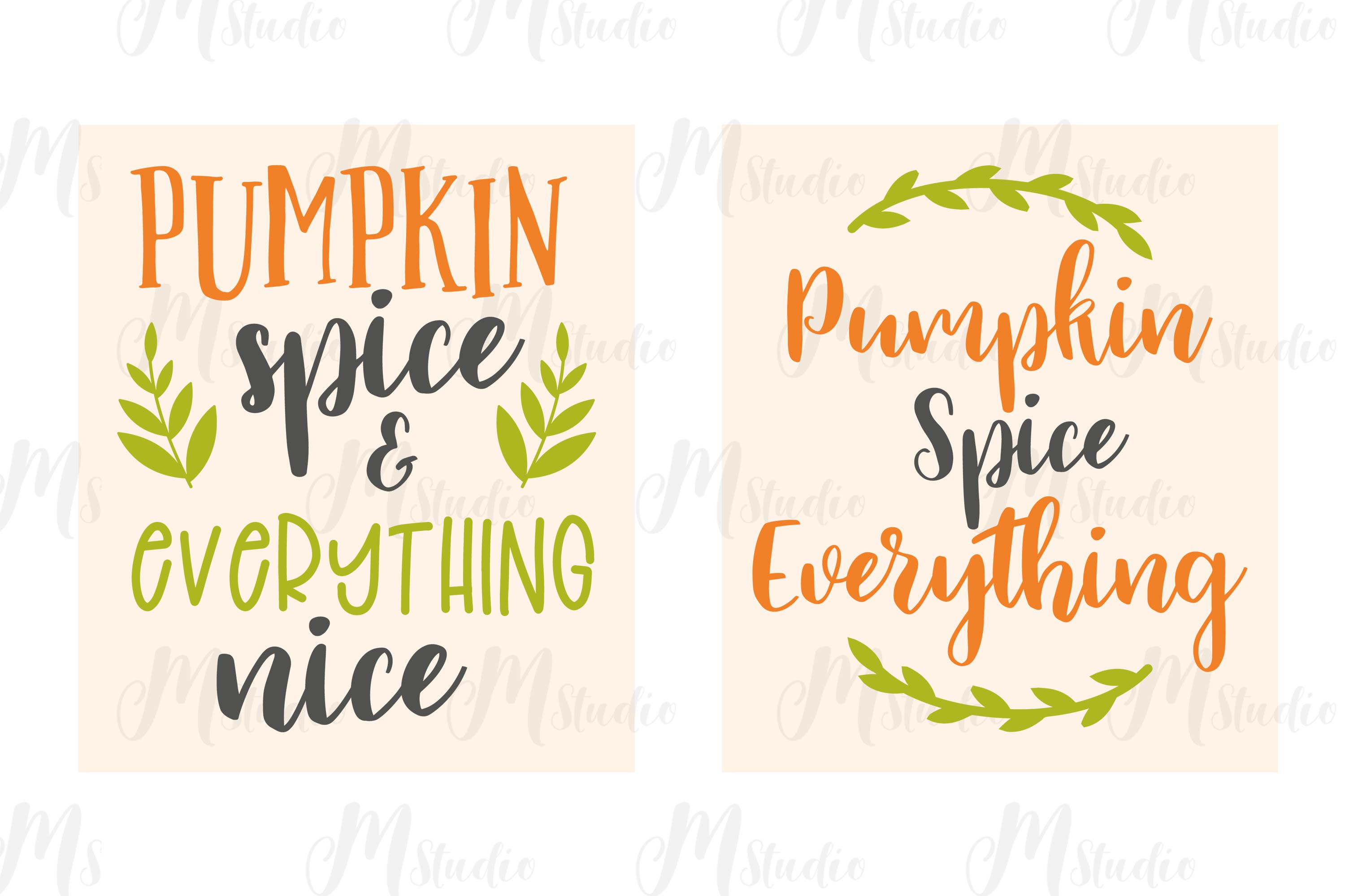 Fall SVG Bundle. example image 5