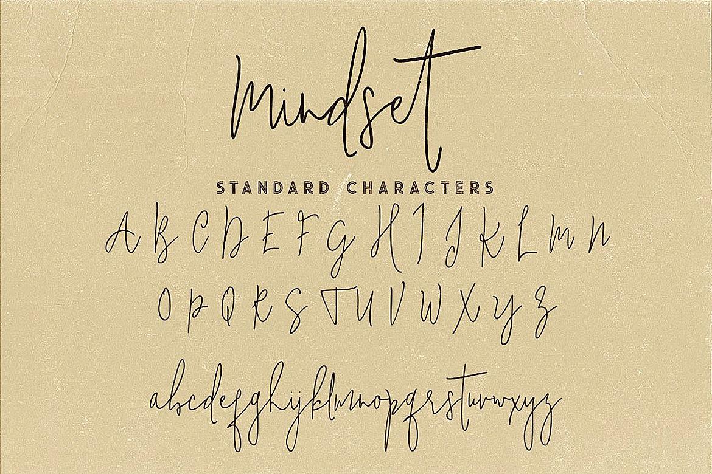 Mindset Font Duo example image 8