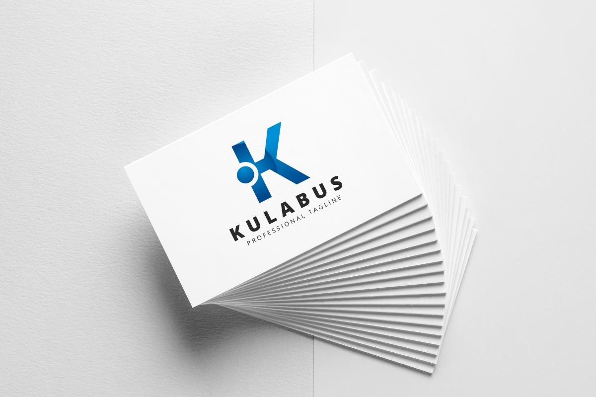 Kulabus K Letter Logo example image 3