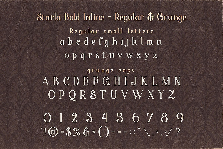Murray Script Font Duo example image 6
