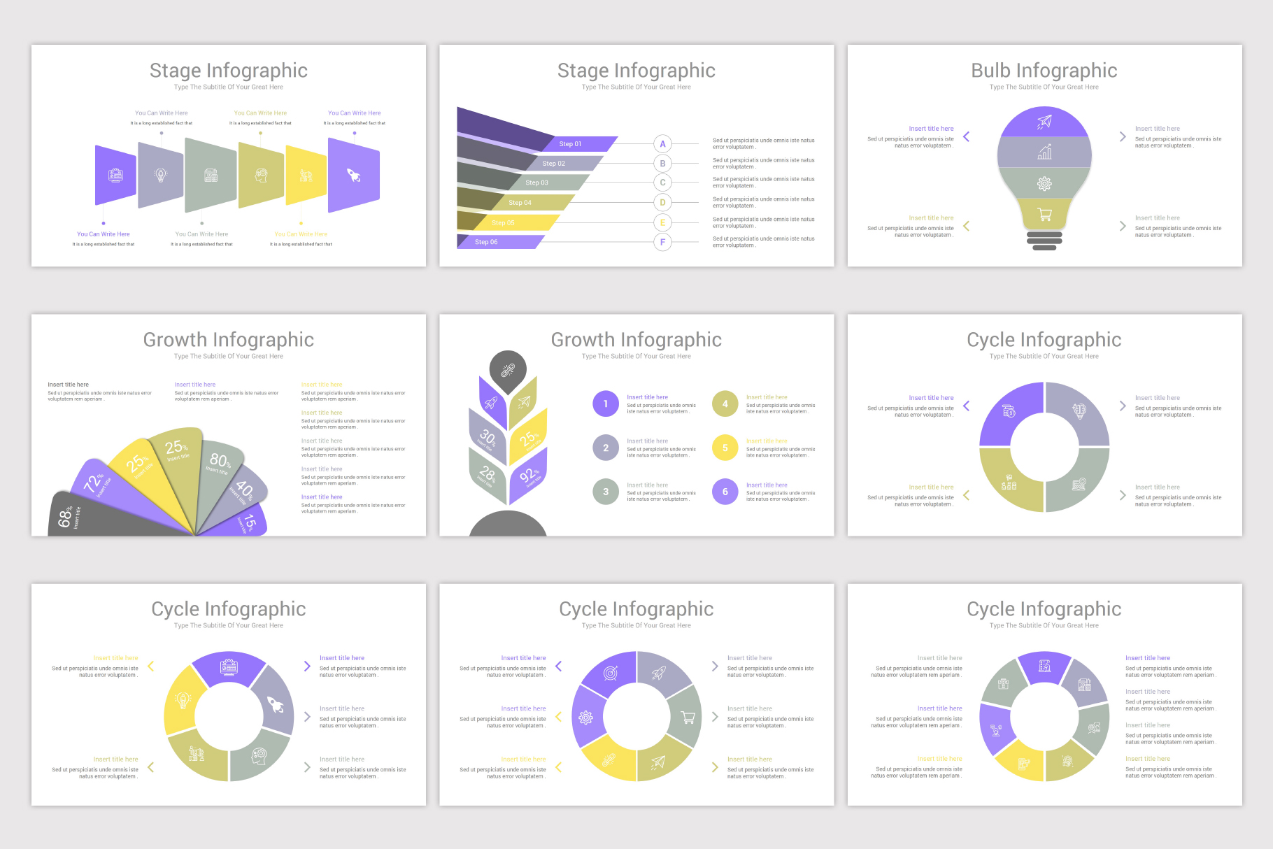 Company Profile Keynote Template example image 18