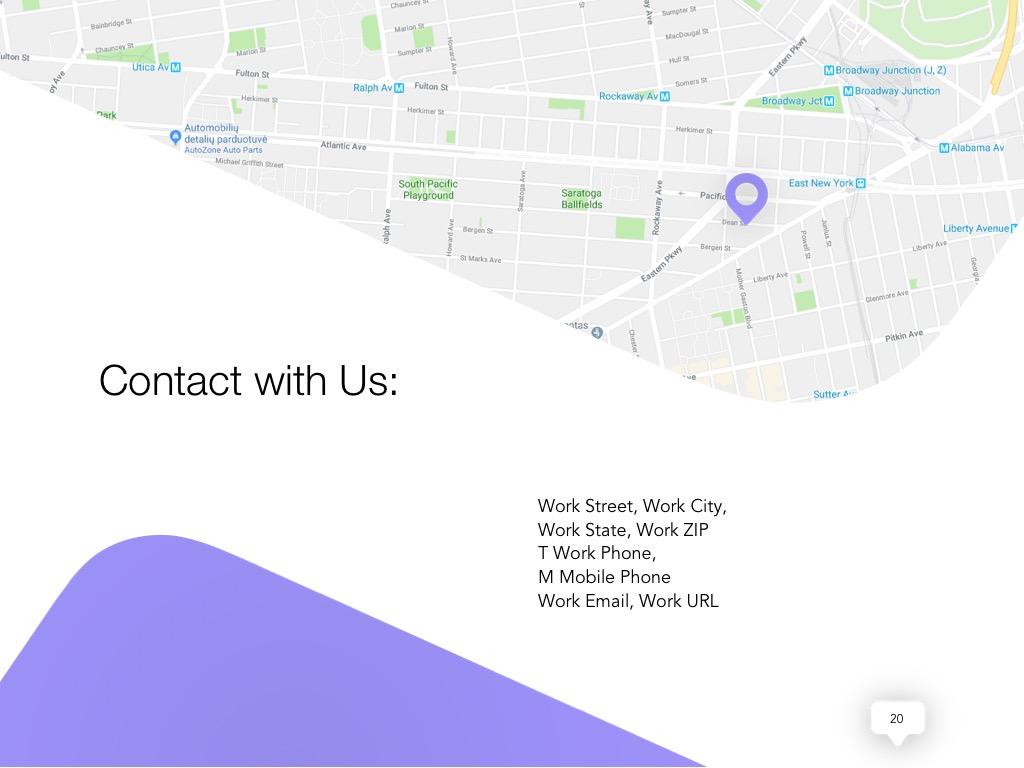 Influencer Marketing Google Slides Template example image 21