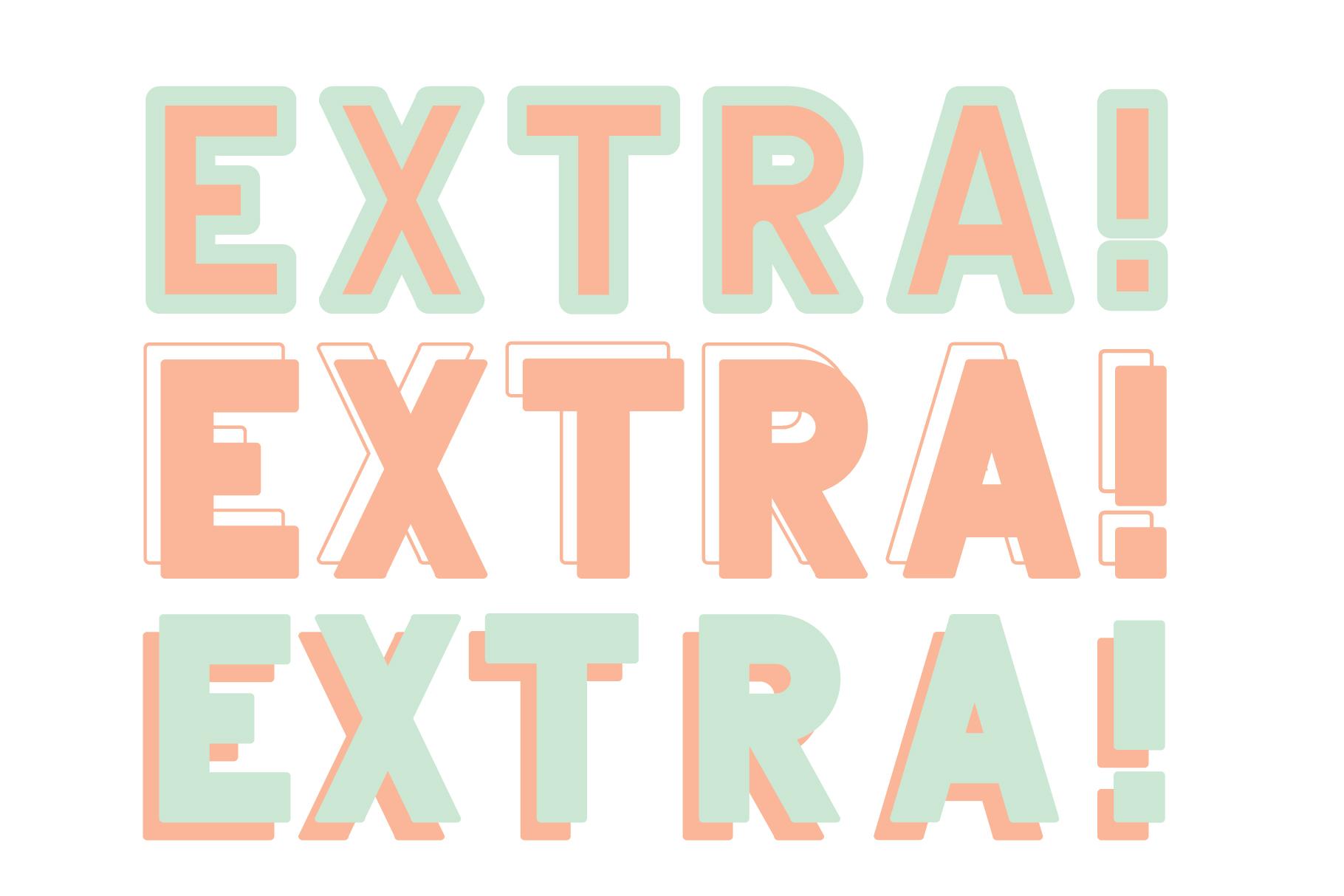 Helton Typeface example image 6