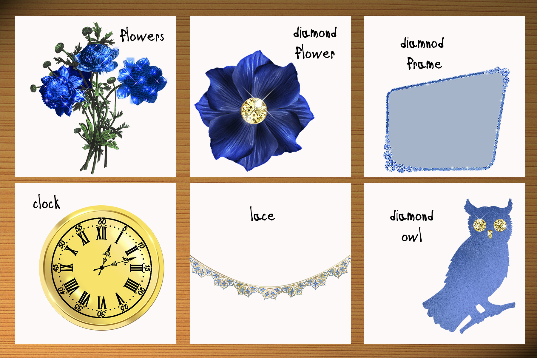 Blue&Gold example image 6