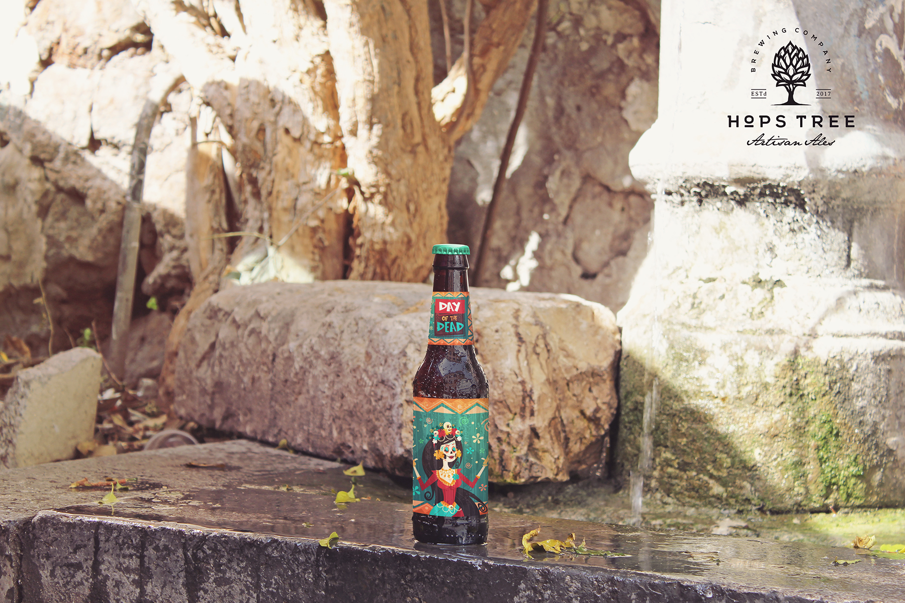 Fountain Beer Mockup example image 3