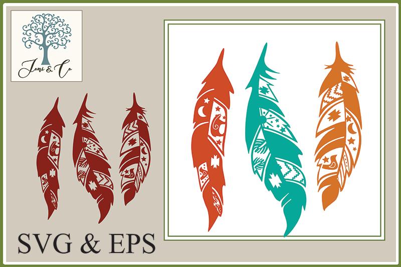 Southwest Feathers example image 1