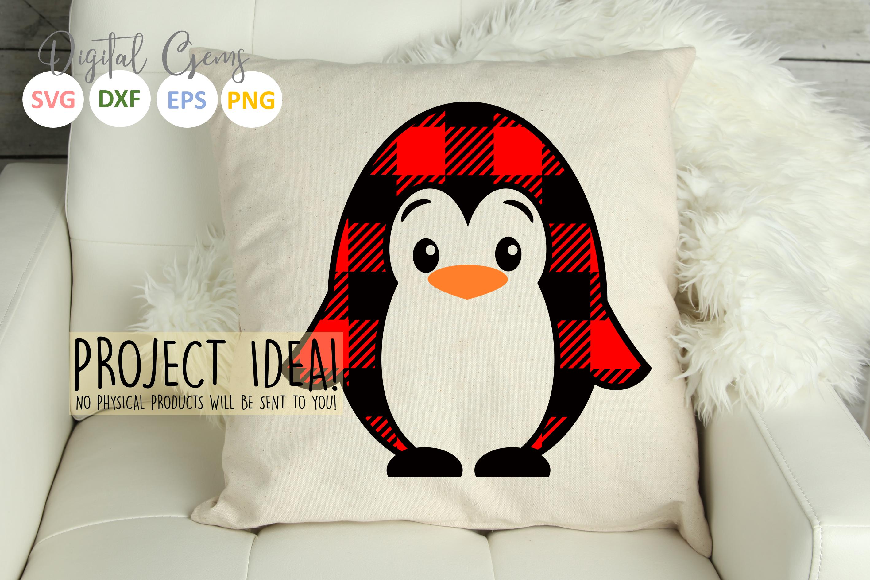 Plaid Penguin design example image 7