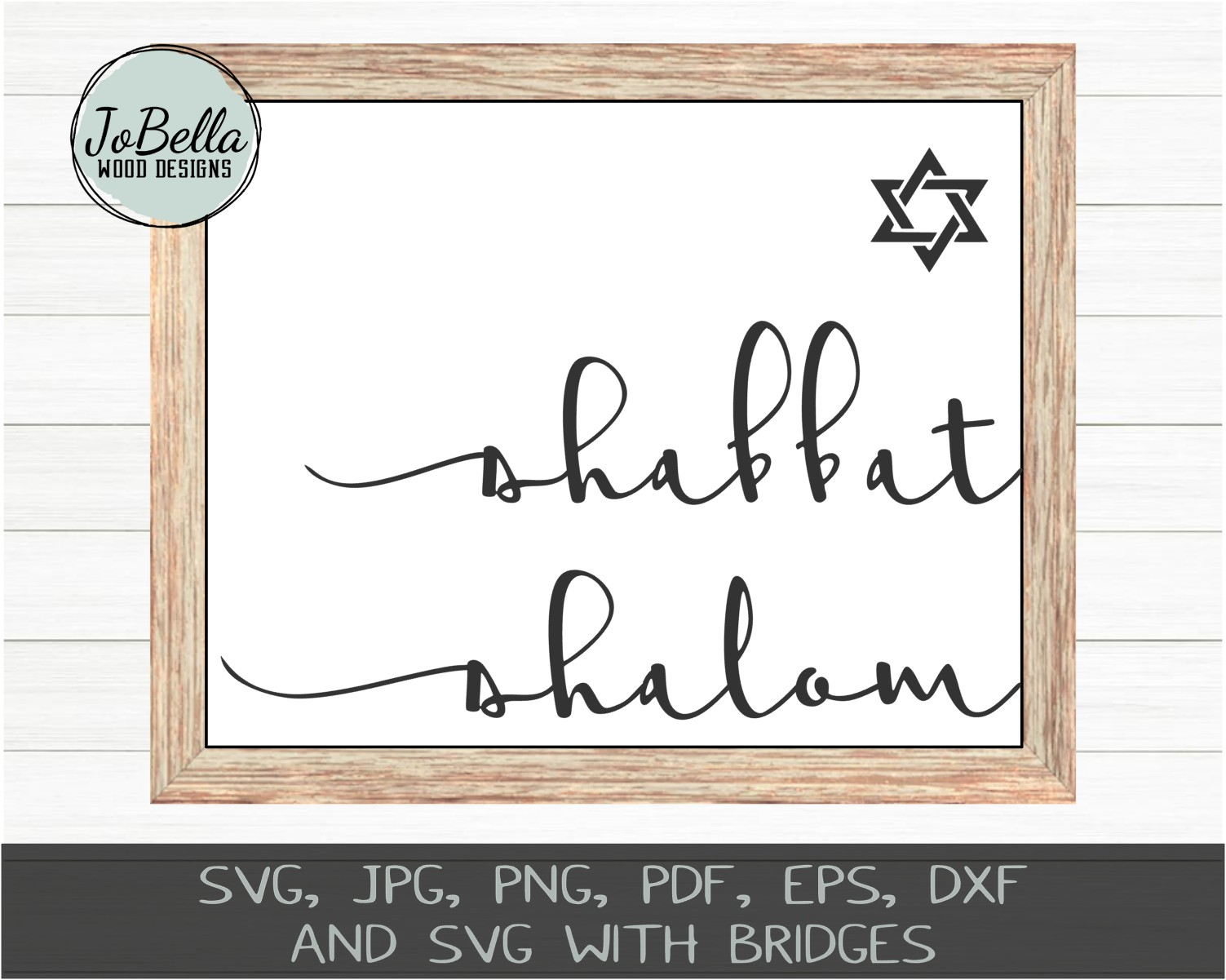 Jewish SVG Bundle, Sublimation PNGs and Printables example image 7