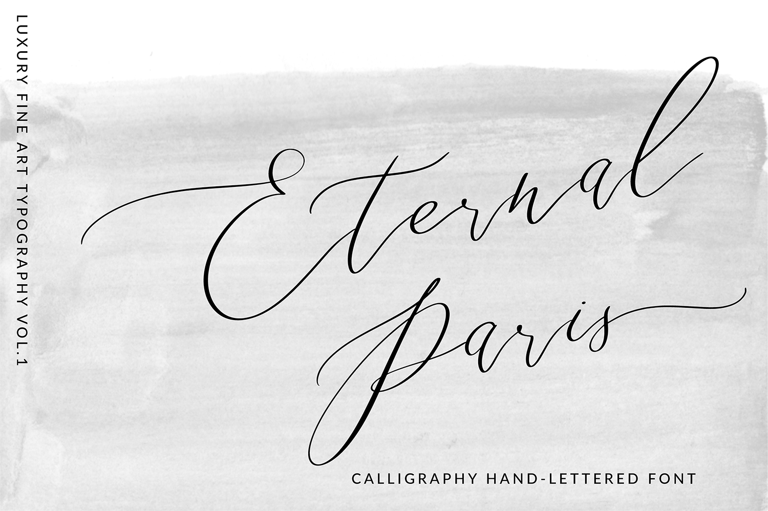Eternal Paris Script example image 1