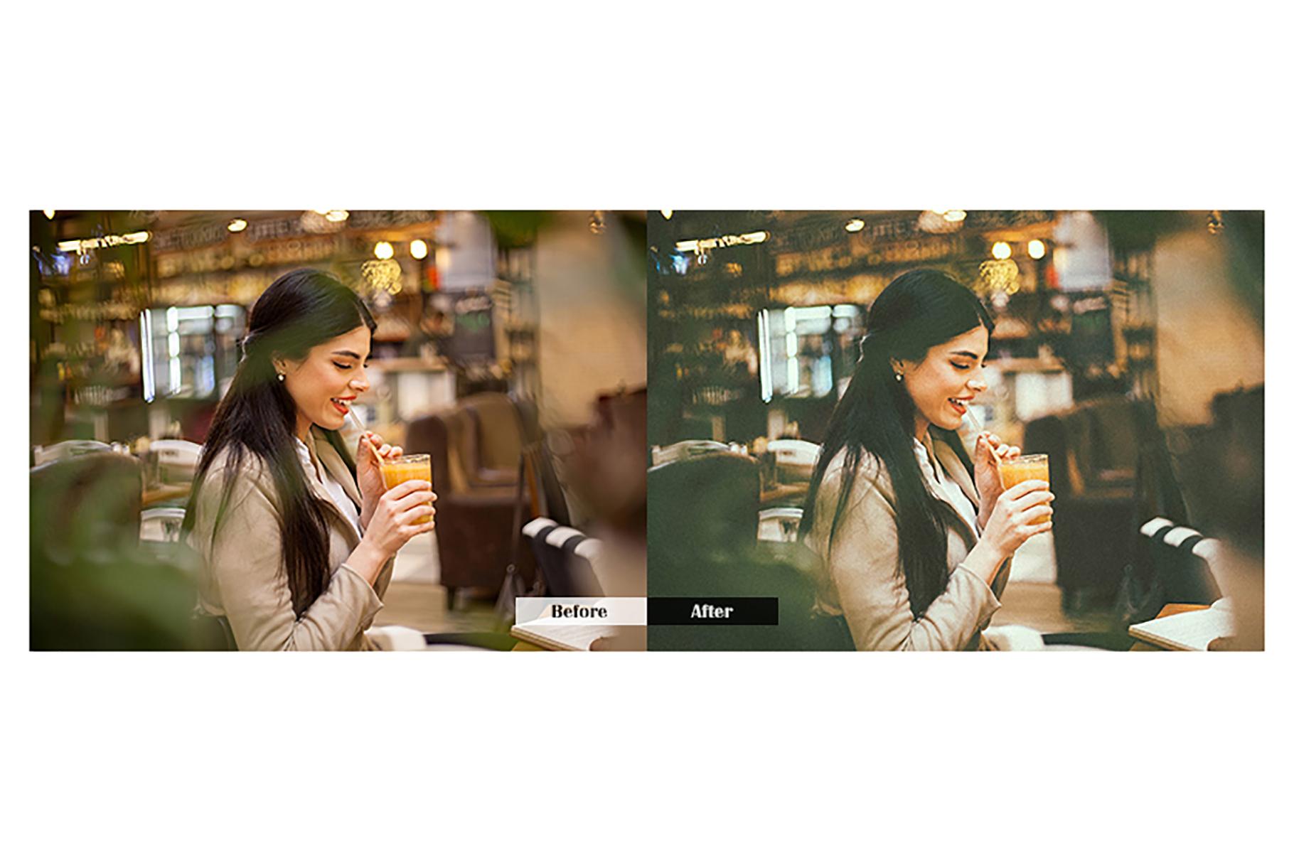 Instagram Lightroom Mobile Presets example image 5