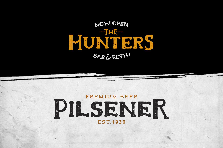 Hamer Typeface example image 6