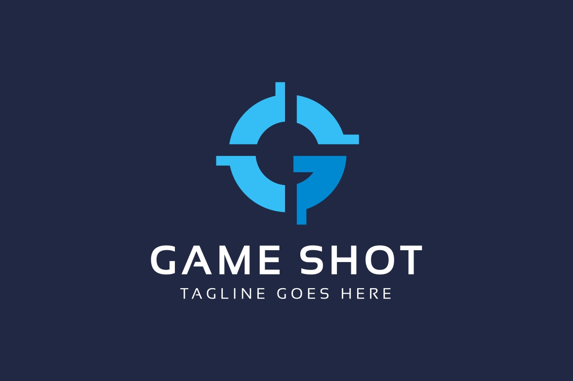 Game Shot Logo example image 3