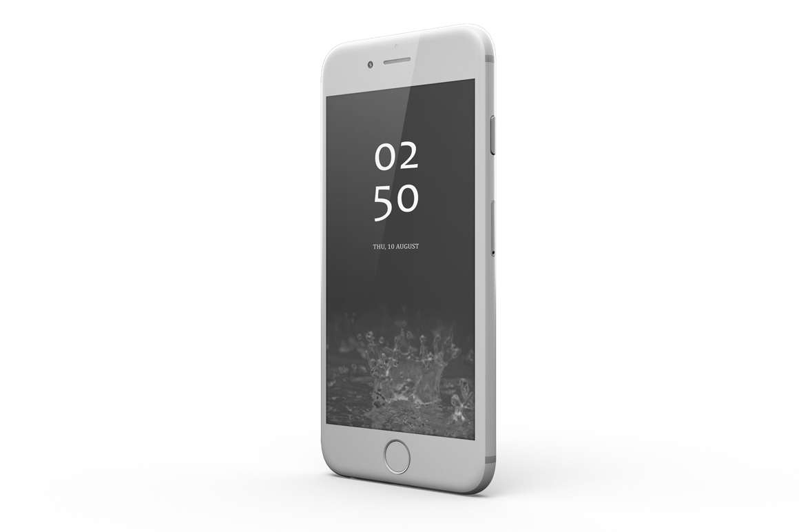 Apple iPhone 6s MockUp example image 5