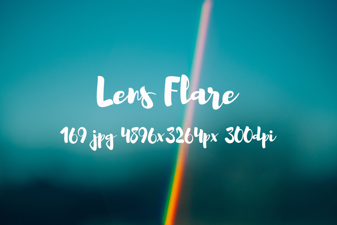 Lens Flare Pack example image 16