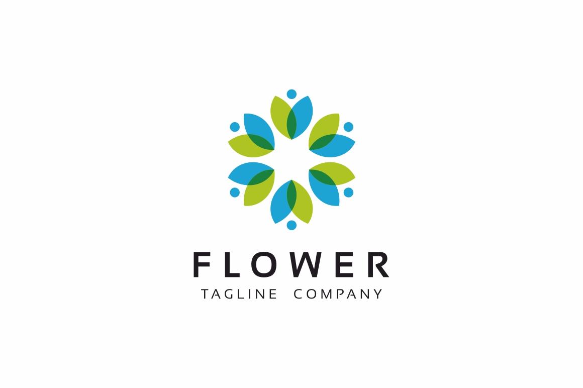 Flower Logo example image 1